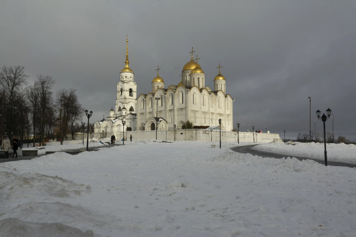 Успенский собор - Moscow.Salnikov Сальников Сергей Георгиевич