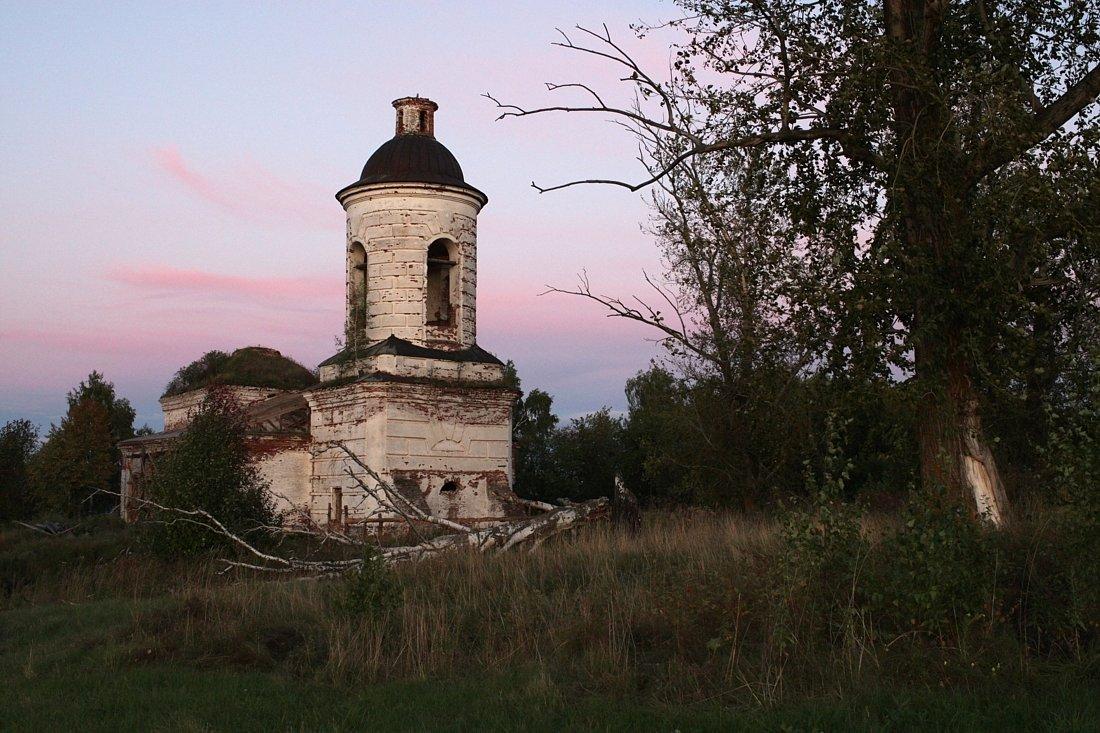 Сумерки в Троицке - Валерий Чепкасов
