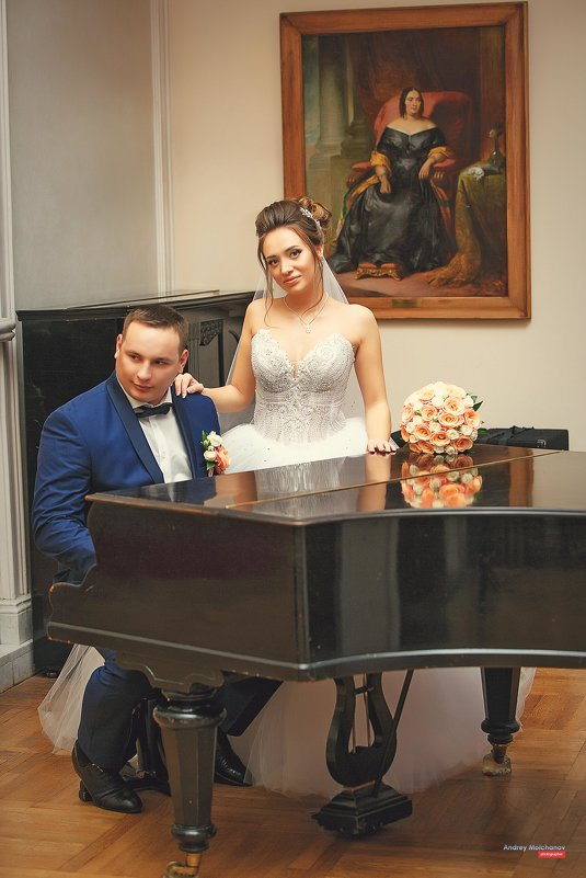 Свадьба Руслана и Карины - Андрей Молчанов
