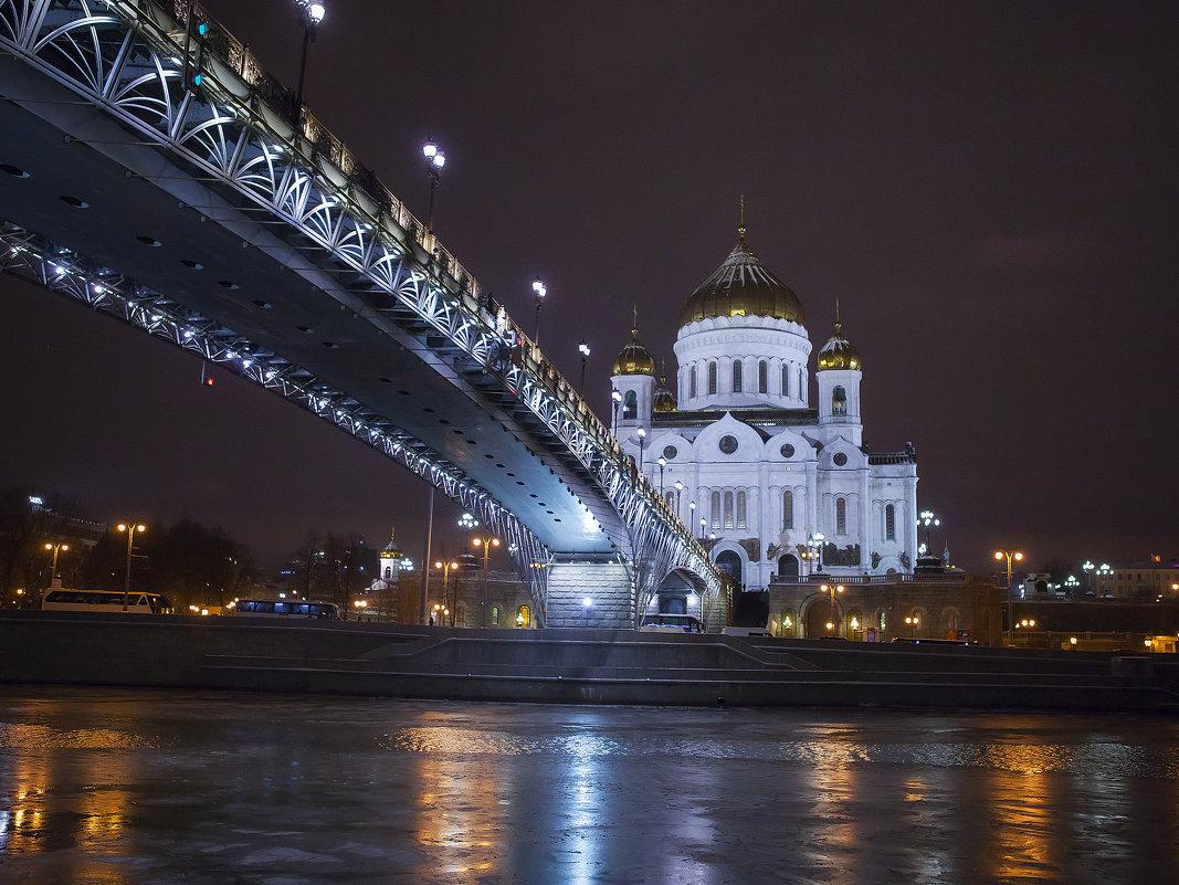 Храм Христа Спасителя - Марина Назарова
