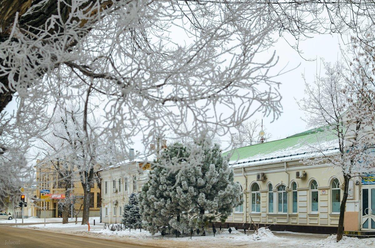 Александровская - Константин Бобинский