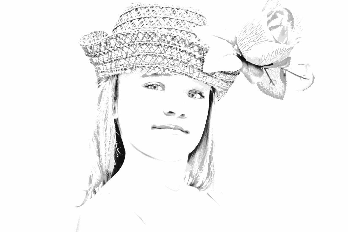 Настя - Ольга