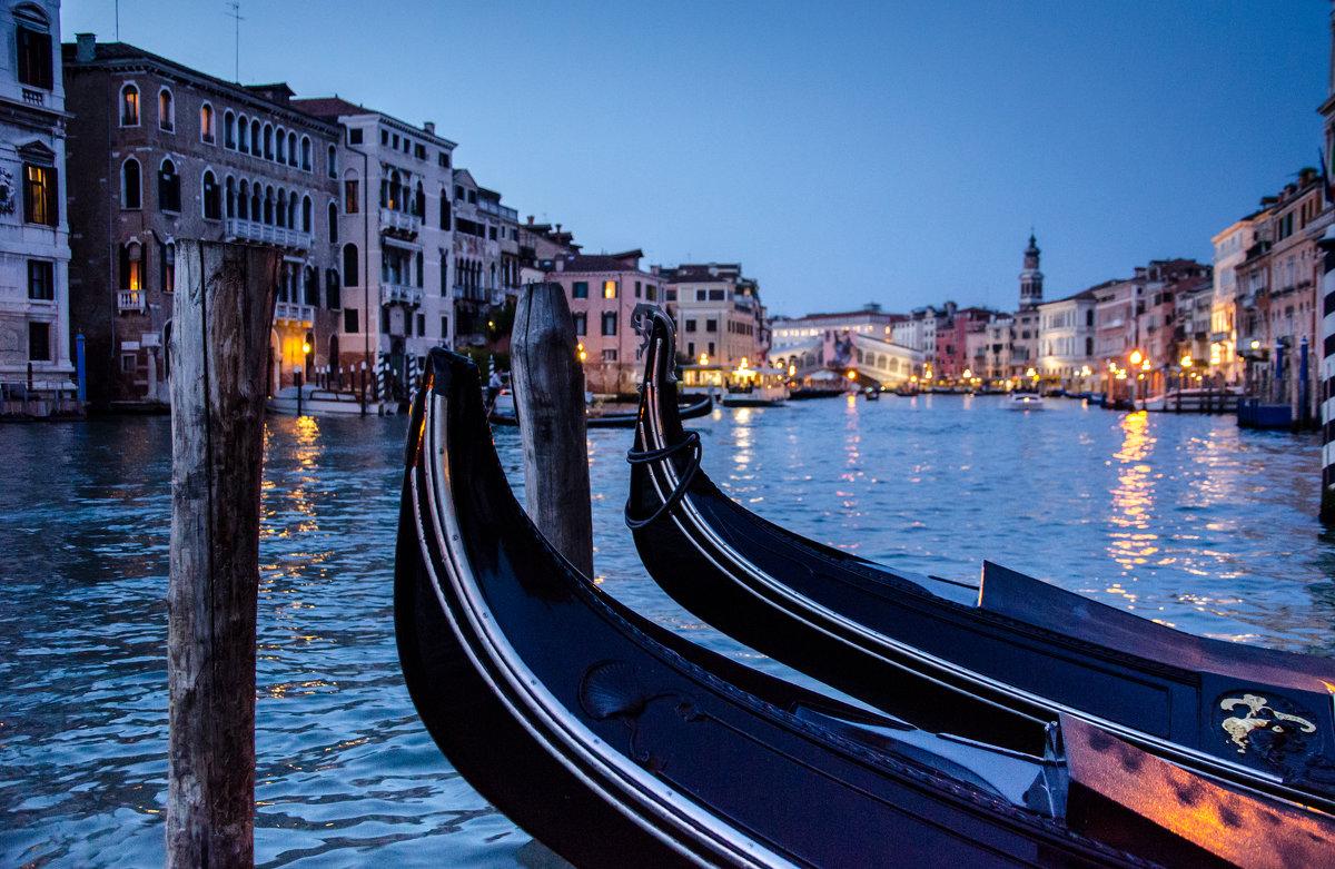 Вечер в Венеции - Наталия