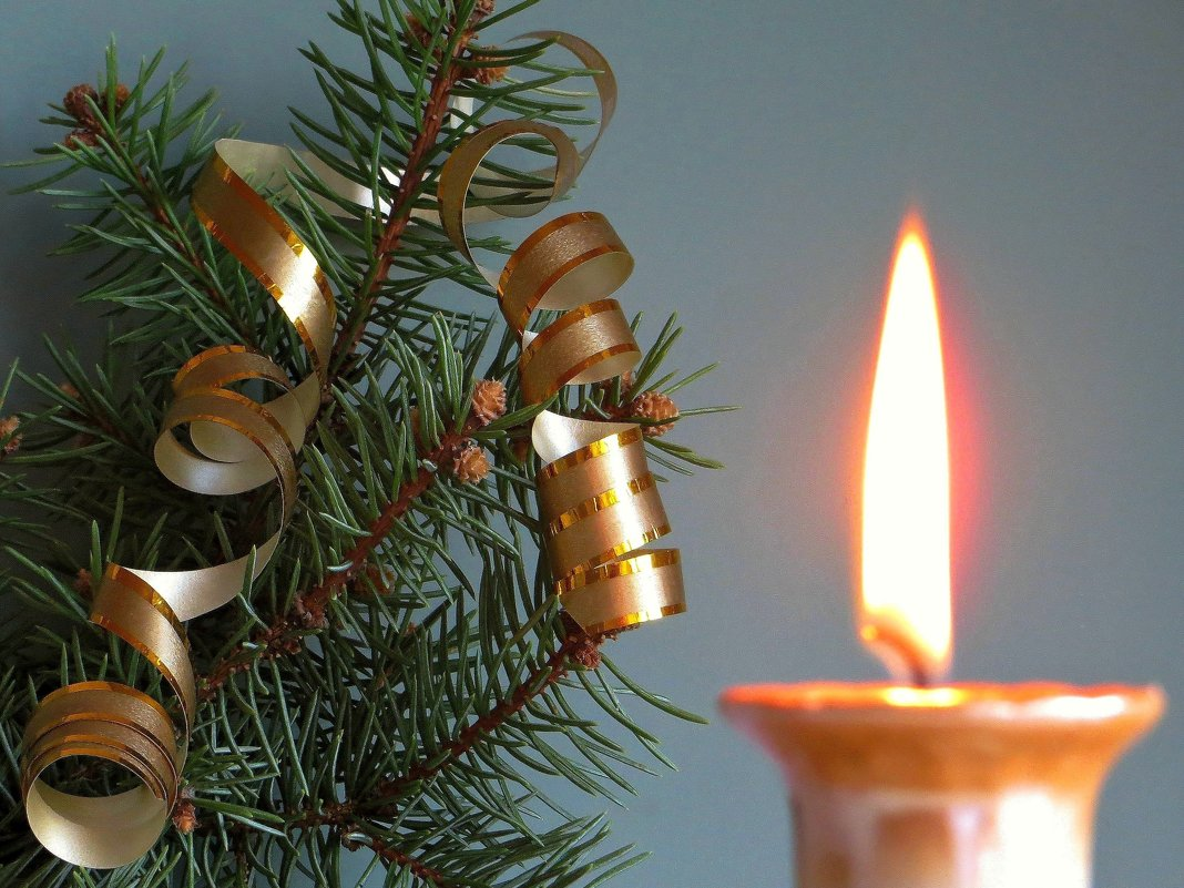 Пока горит моя свеча - Татьяна Смоляниченко