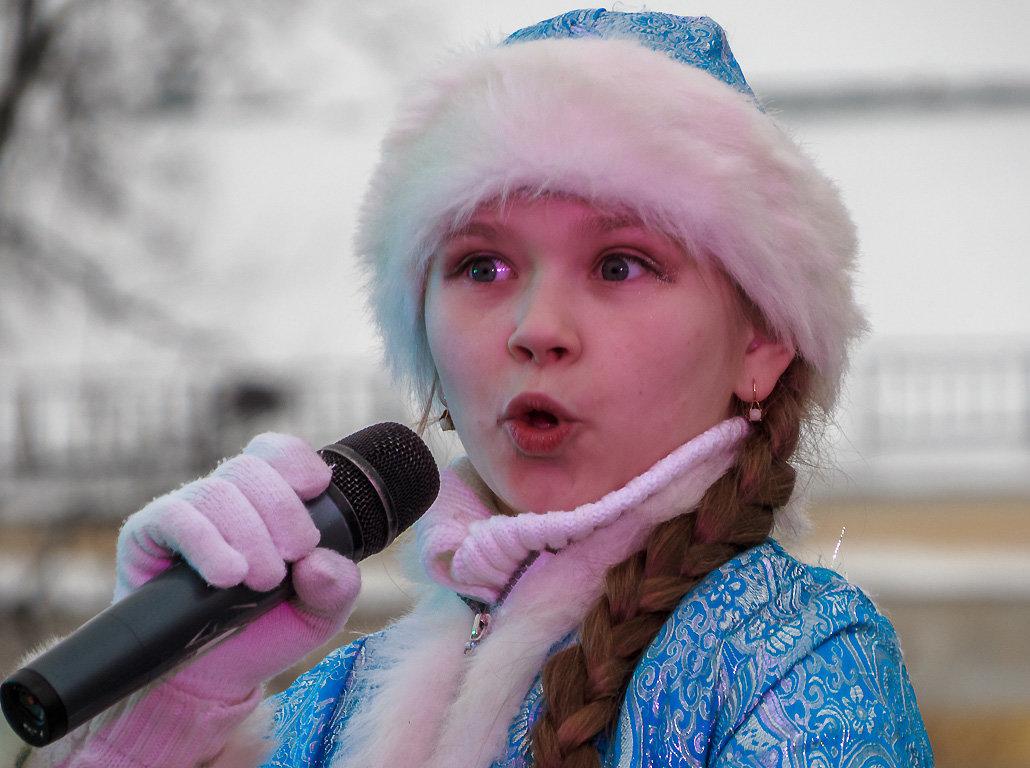 Юная певица - Сергей Цветков
