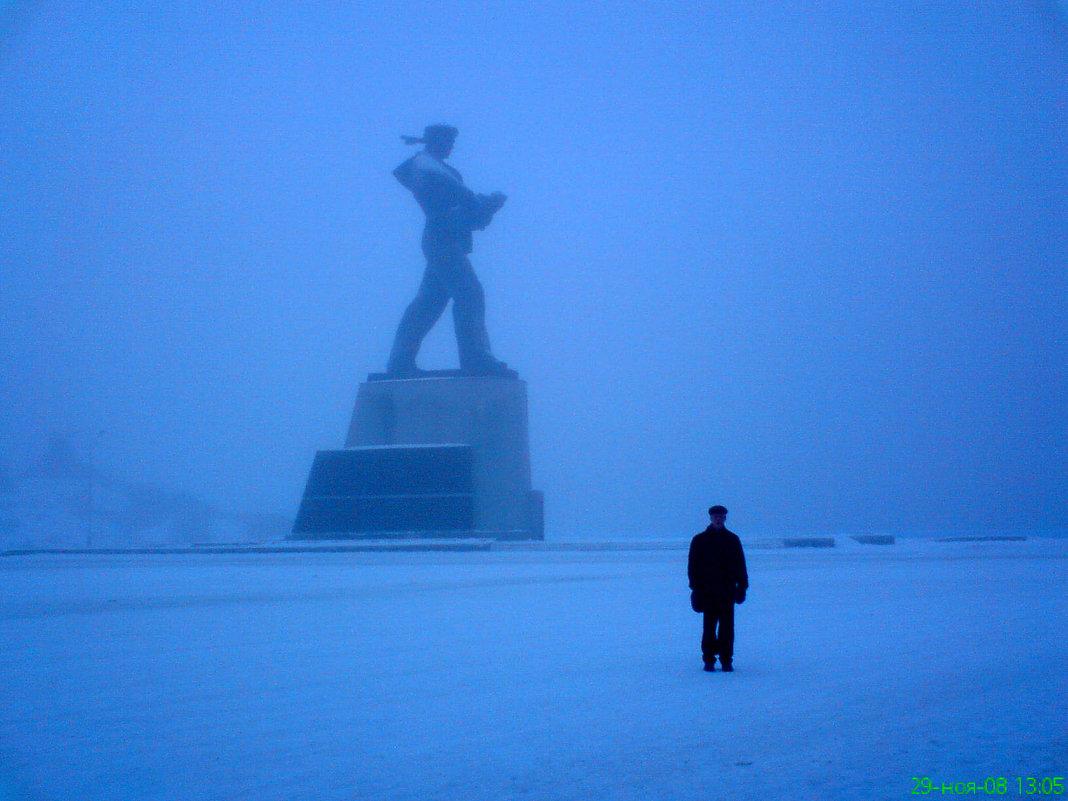 Североморск. - Александр Атаулин