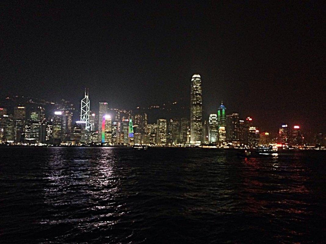 Вечерний  Гонконг. - Виталий Селиванов