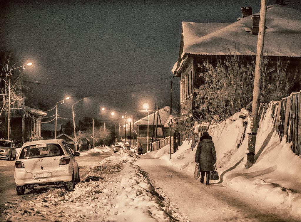 Провинция... - Наталья Новикова