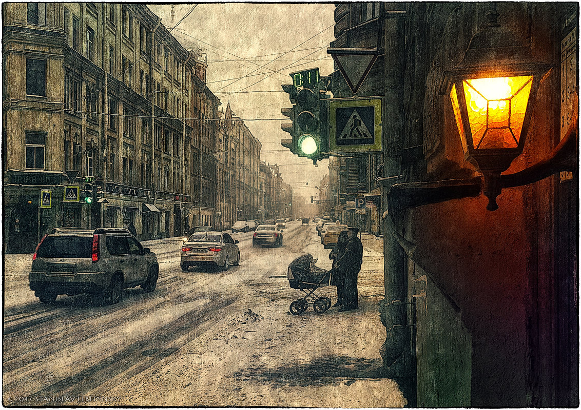 My magic Petersburg_02358 - Станислав Лебединский
