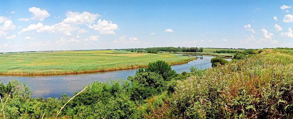 Река Челбас - Михаил