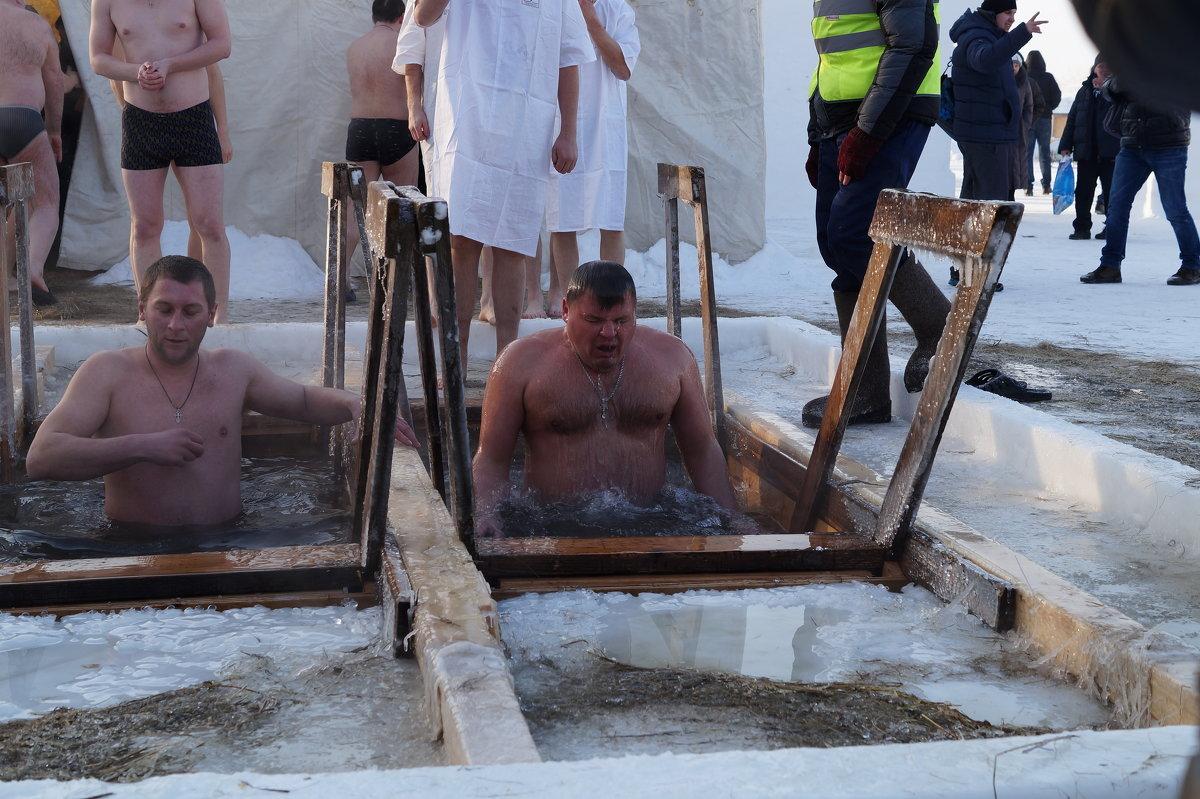 Крещенские купания - Алексей Масалов