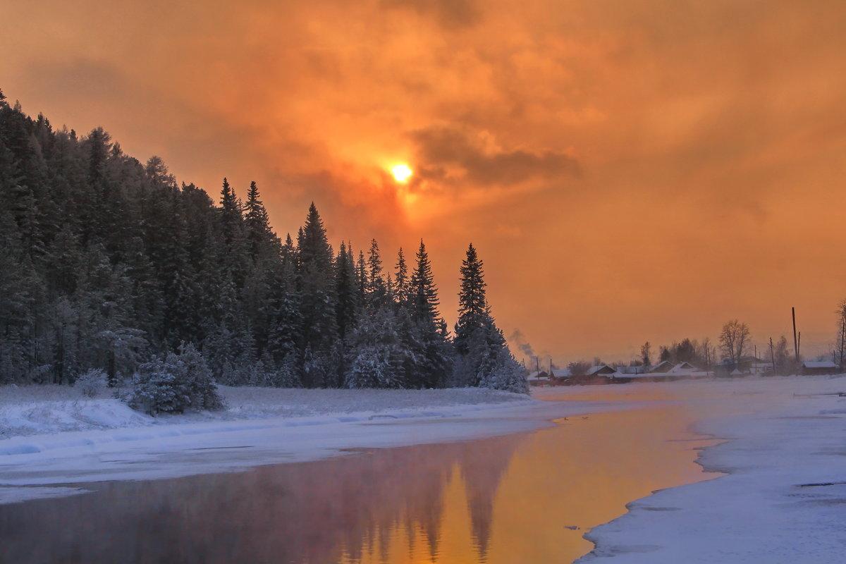 морозные закаты - Александр