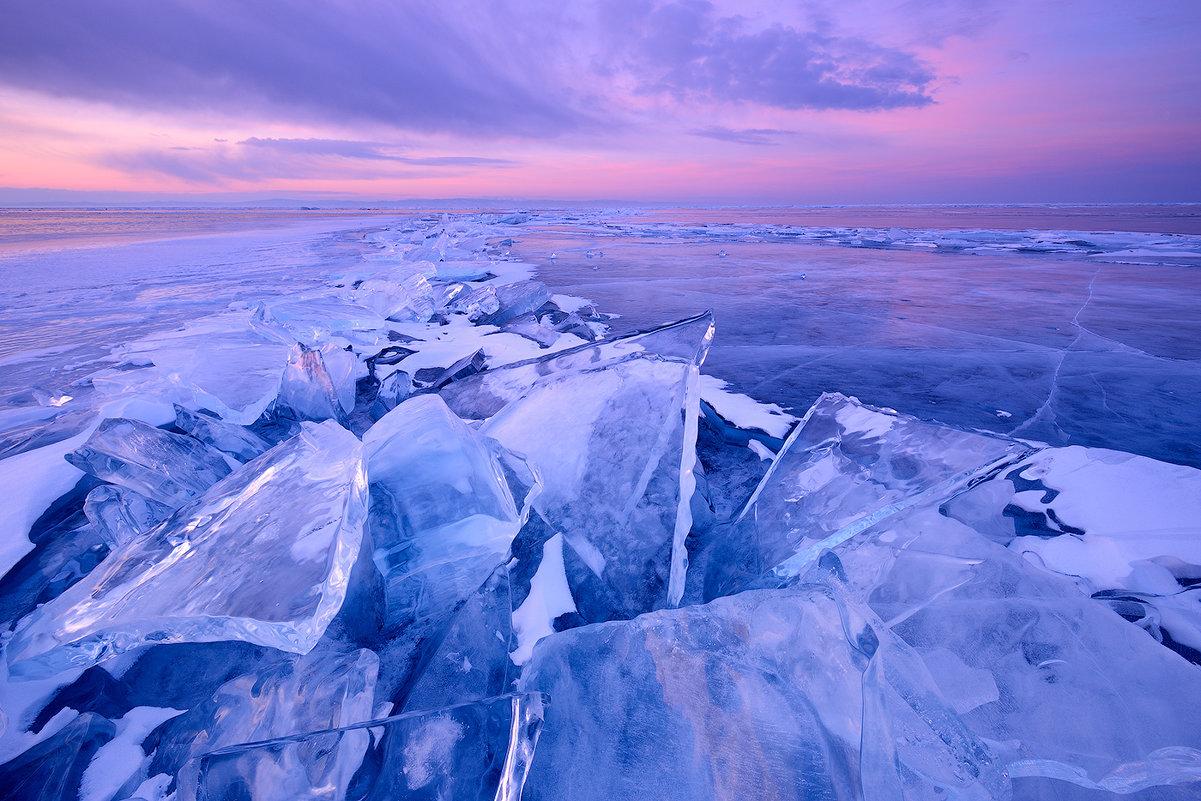 Ледяное безмолвие - Евгений Тимашёв