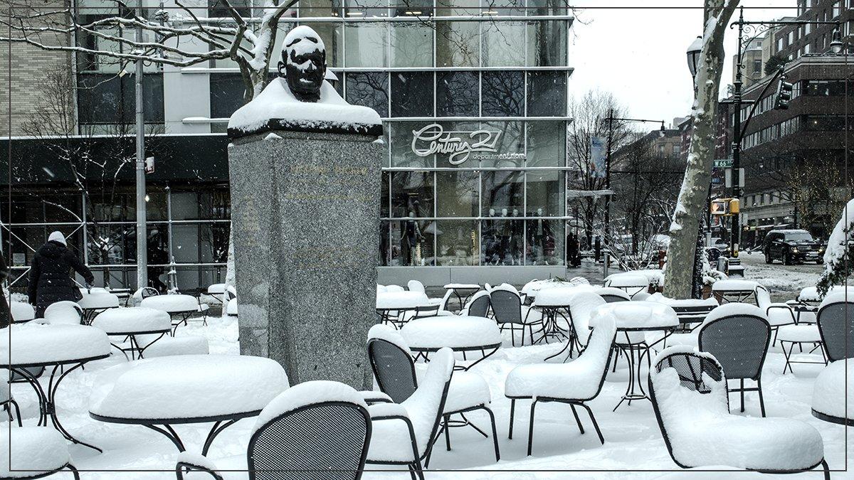 зима в городе - Petr @+