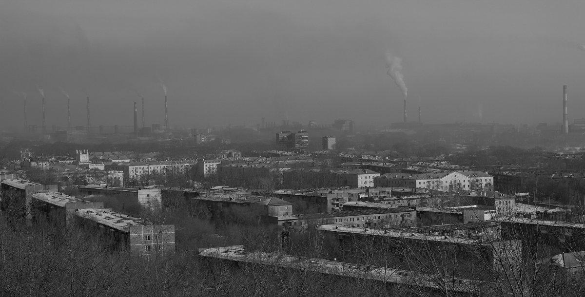 Город - Дмитрий Арсеньев