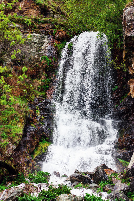 Водопад (Кабардино-Балкария) - Вячеслав Ложкин