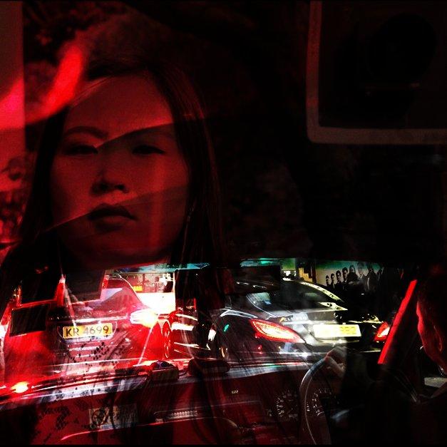 """из серии """"Faces"""" - Sofia Rakitskaia"""