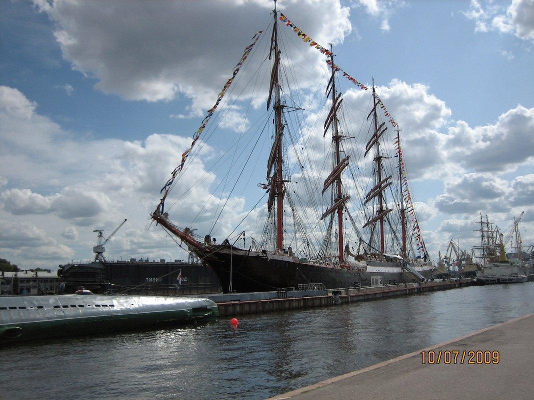 Лето в Санкт Петербурге - Ольга