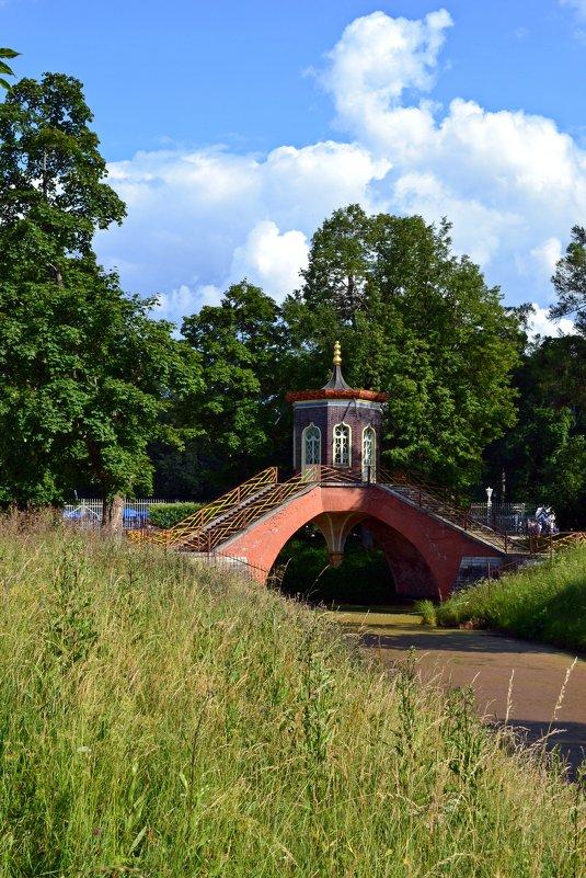Крестовый мост - Ольга