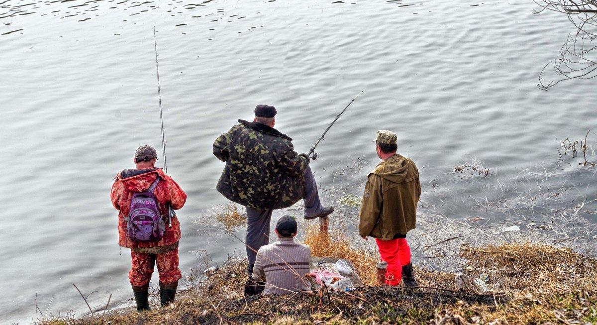 рыболовные форумы иваново