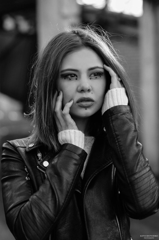 Do not be afraid to change something - Katerina