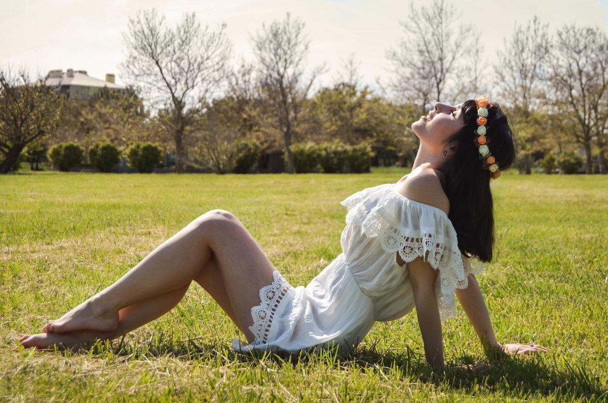 солнечный день - Katerina Sheglova