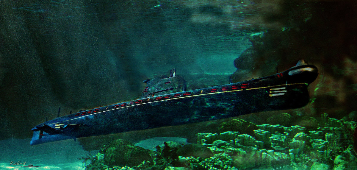 картинки подводная лодка 641 проекта