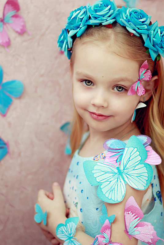 Бабочки - Анна Семенова