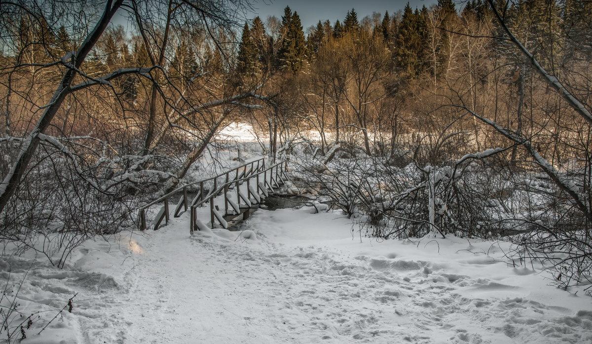 последние кадры зимы - юрий макаров