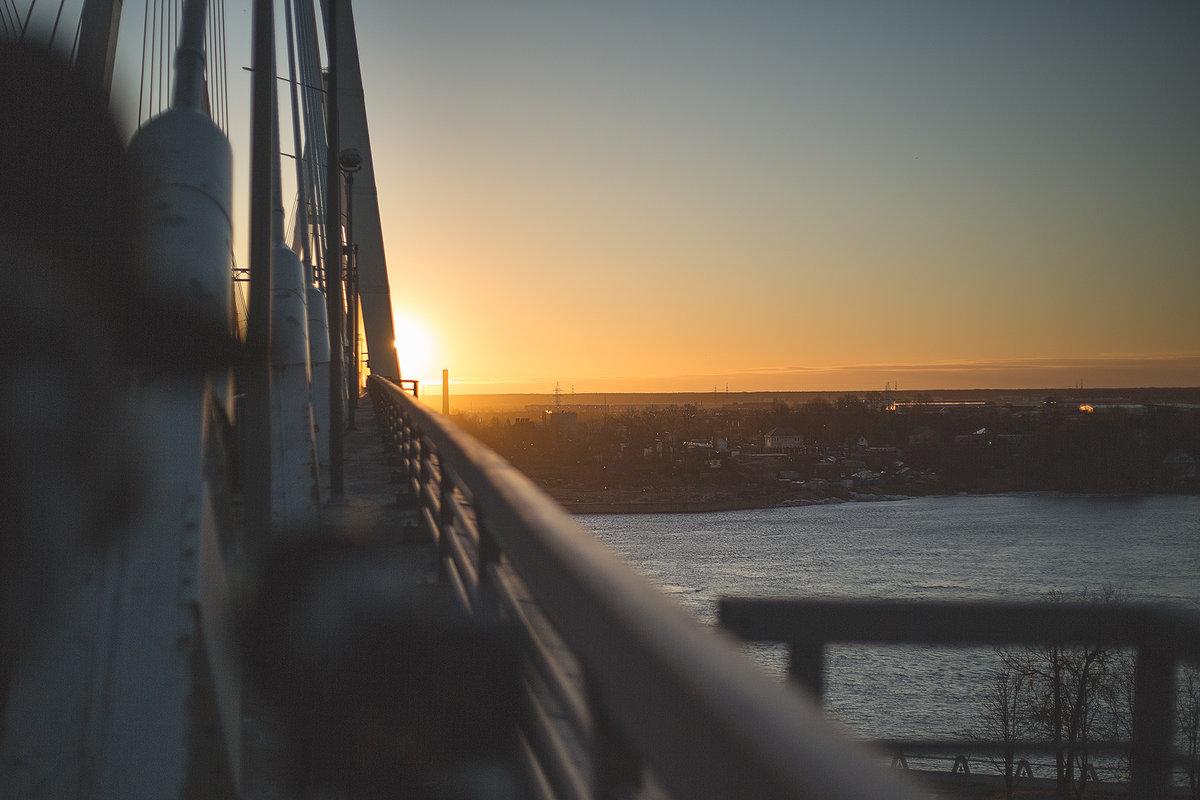 вантовый мост - Frol Polevoy
