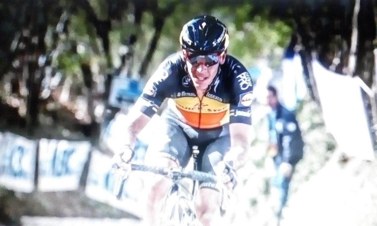 велоспорт - Иван