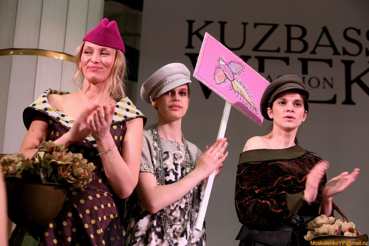 KUZBASS FASHION WEEK (2) - MoskalenkoYP .