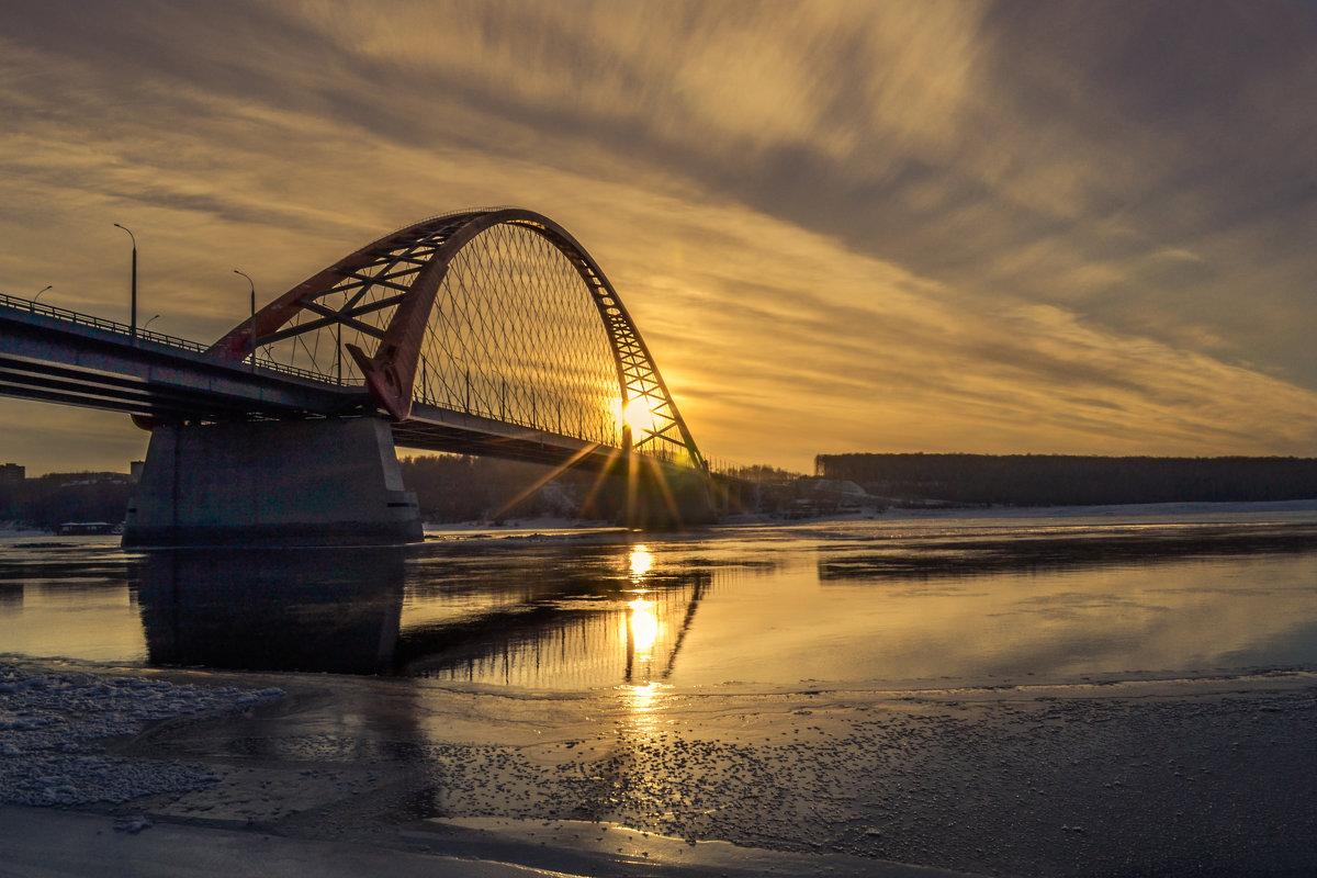 Бугринский мост - cfysx