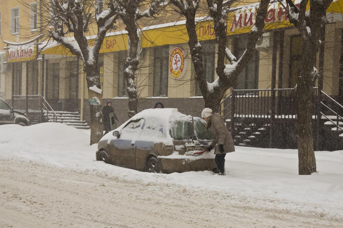 Пообедала! - Андрей Синицын