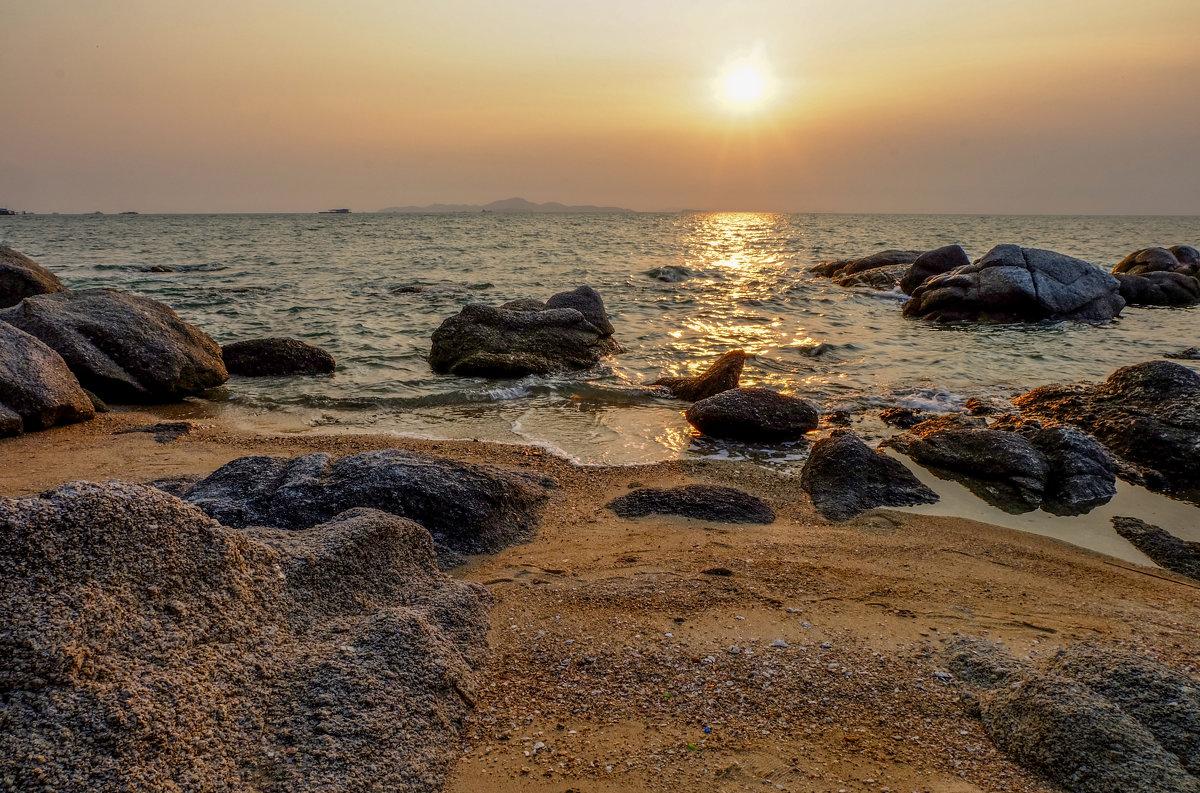 Сиамский залив. Тайланд. - Rafael