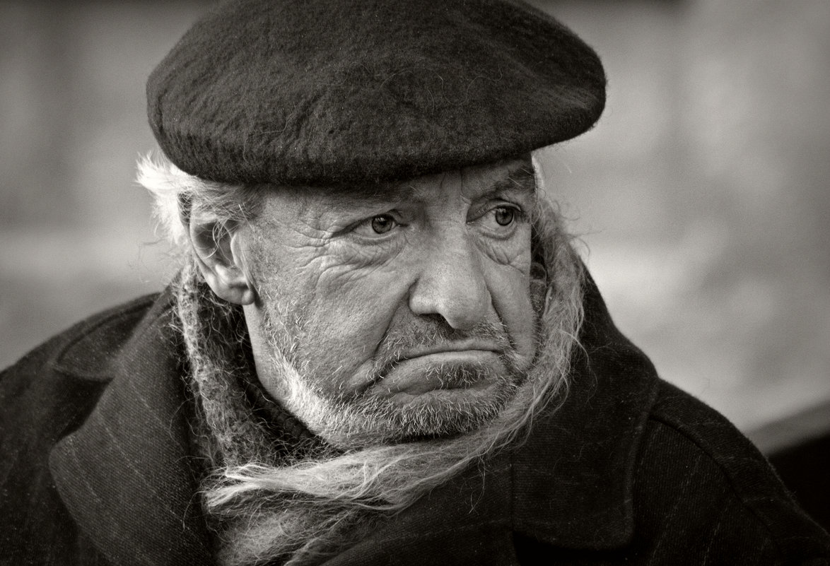 Старость не в радость... - Юрий Гординский