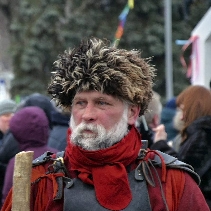 Современник из прошлого - Николай Ярёменко
