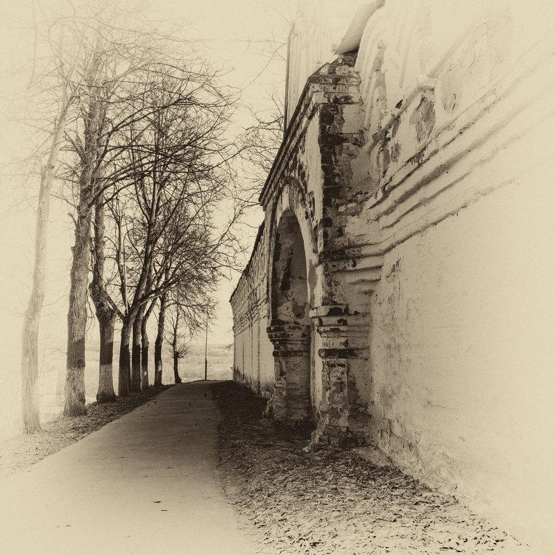 Стена Богородице-Рождественского монастыря - Dimirtyi