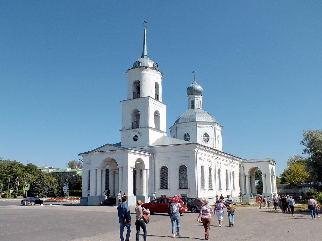 Остров. Собор Троицы Живоначальной - Николай