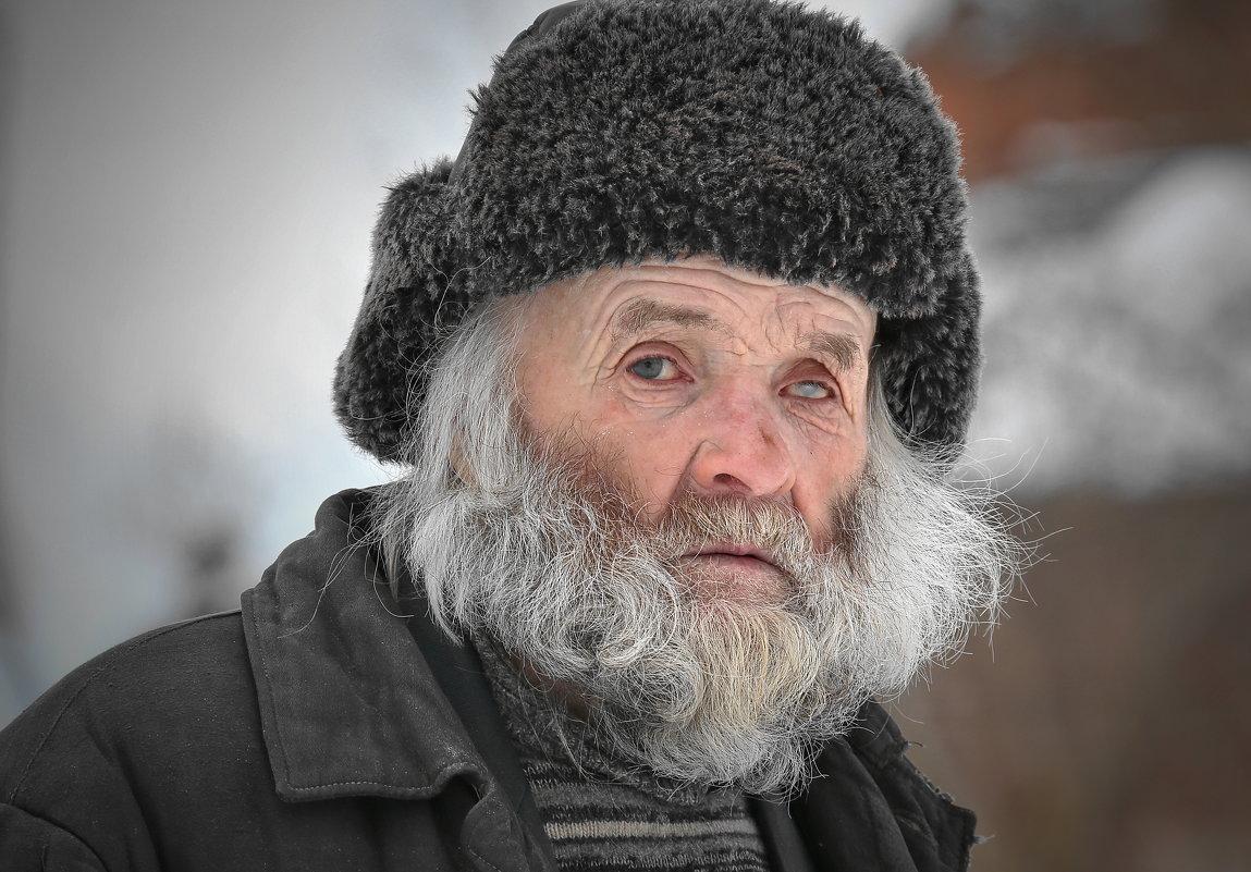 Портрет из русской глубинки... - Leonid Petuhov 44
