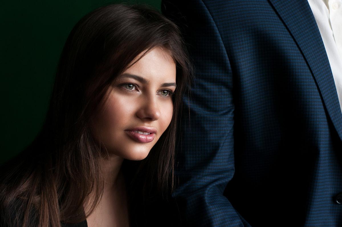 Портрет - Katerina Kudimova