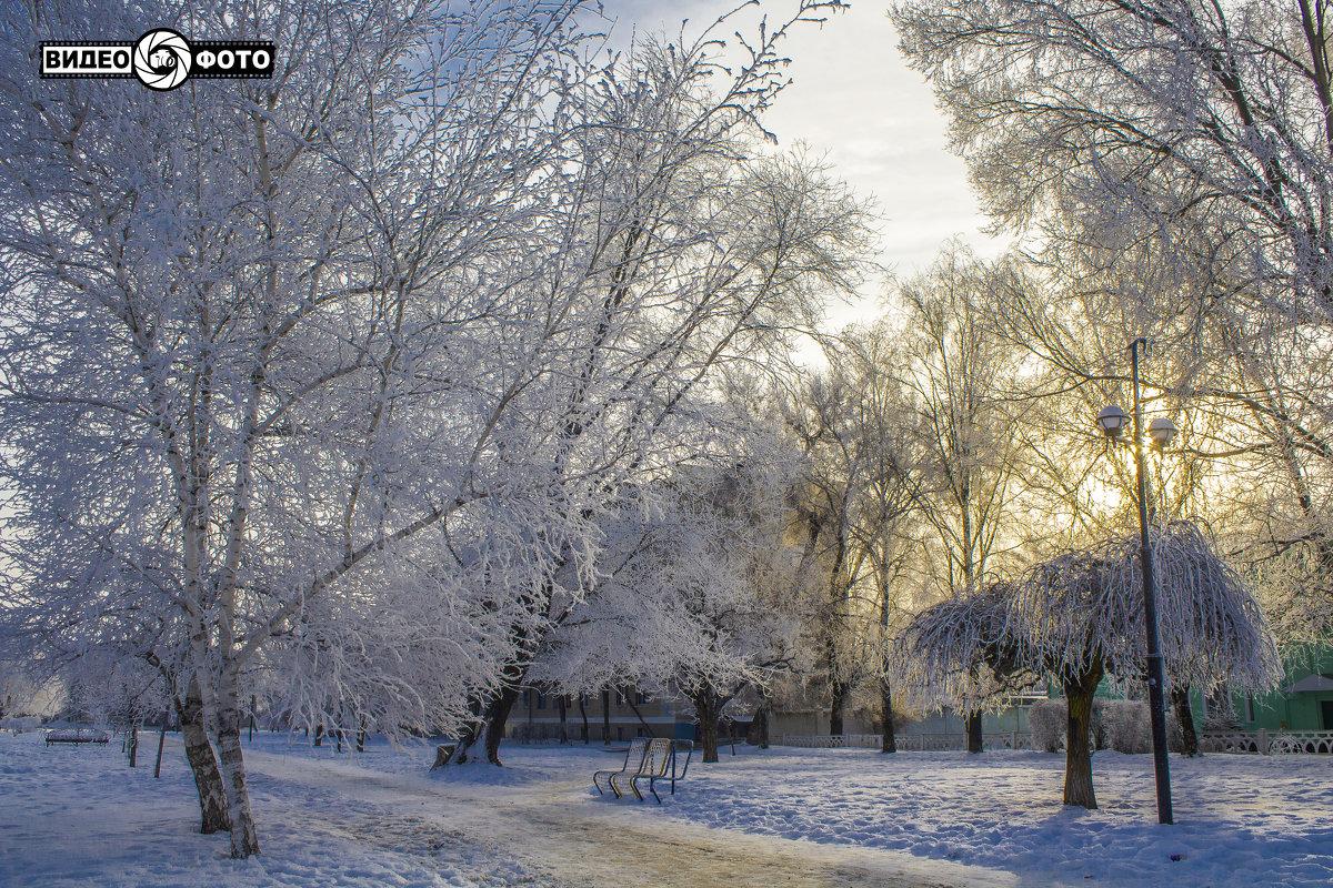 Зима - Антуан Мирошниченко