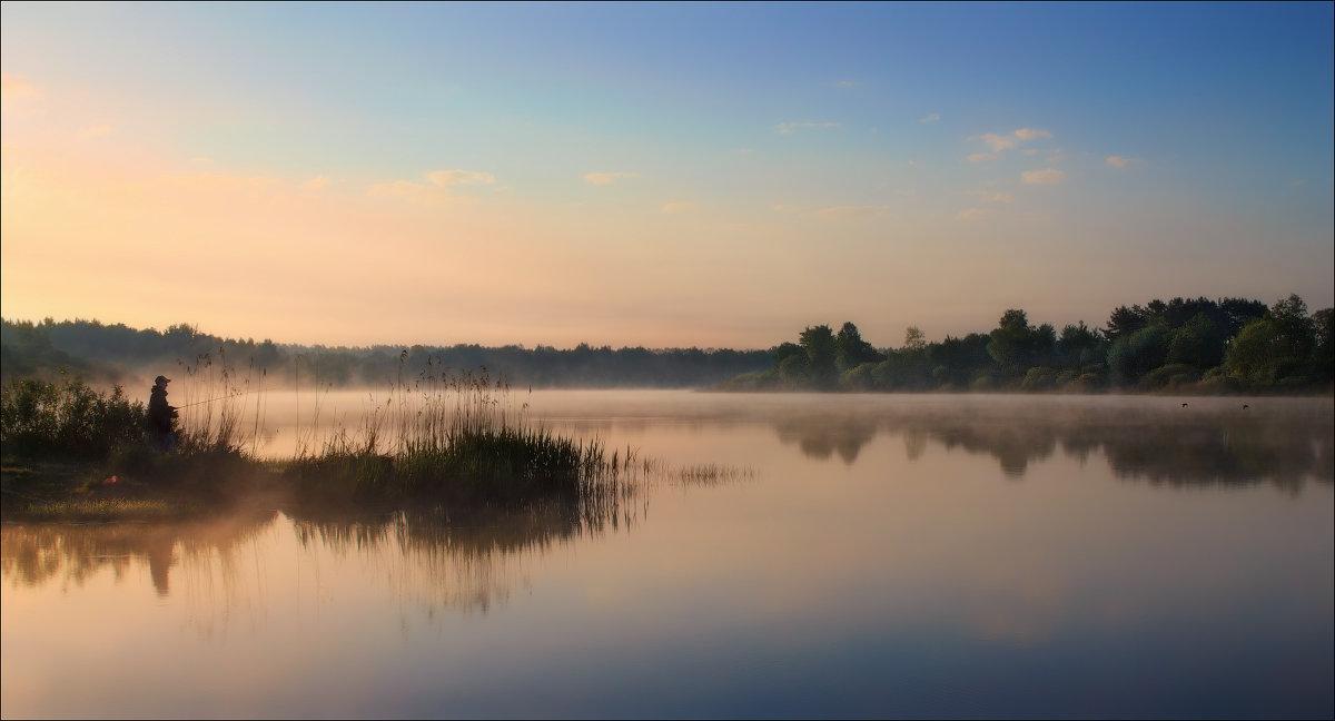 Про юного рыбака - Сергей Шабуневич