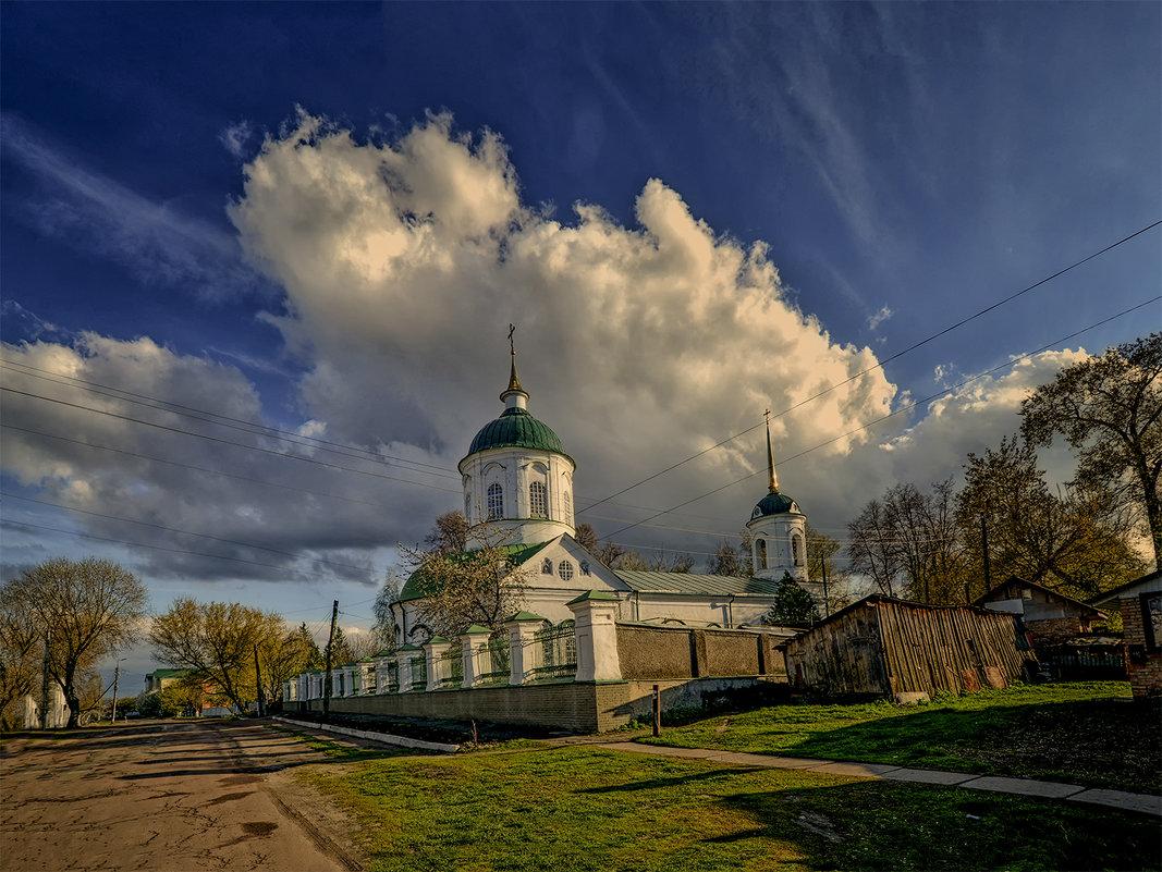 ... в лучах уходящего солнца... - Александр Бойко