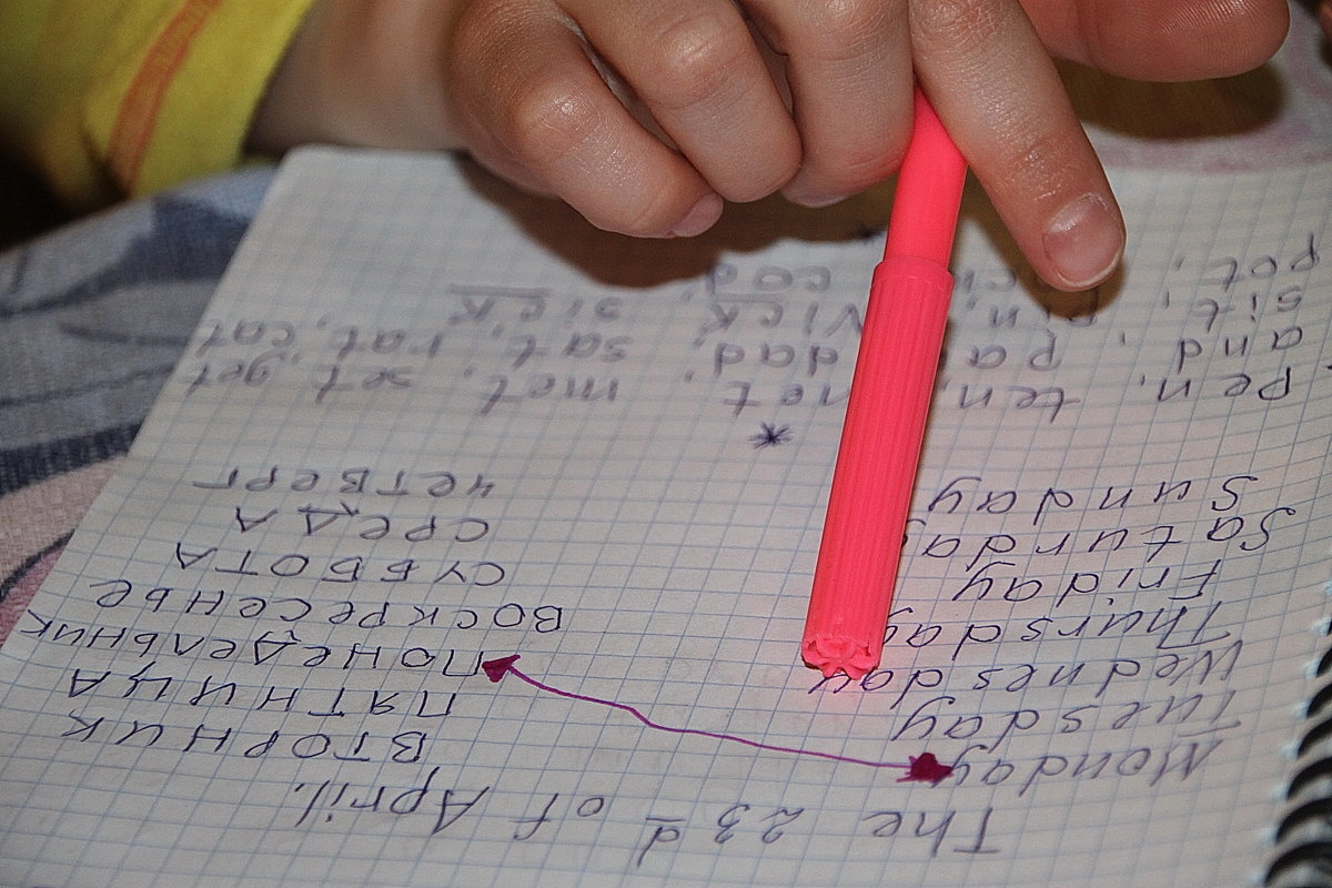 Учим английский.... - Tatiana Markova