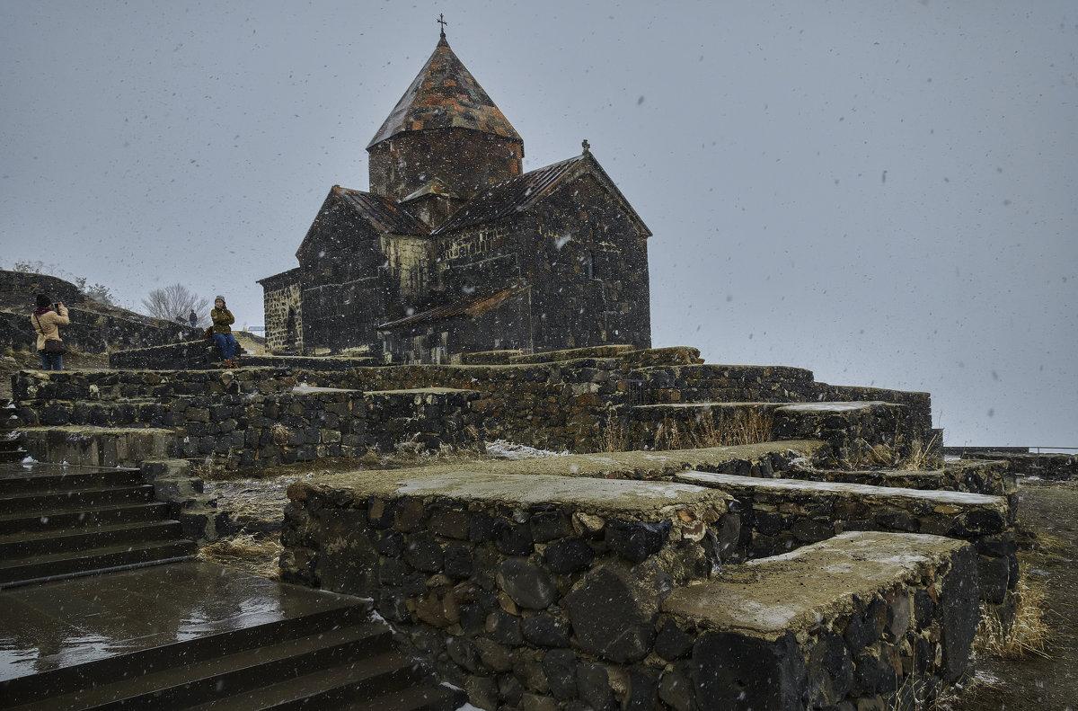 Монастырь Севанаванк. - Анатолий Щербак