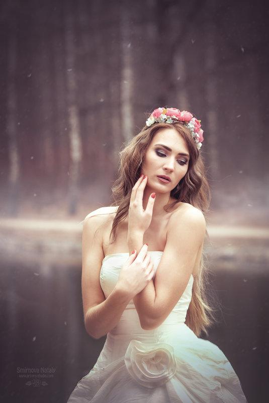"""""""Там, где кончается зима..."""" - Фотохудожник Наталья Смирнова"""