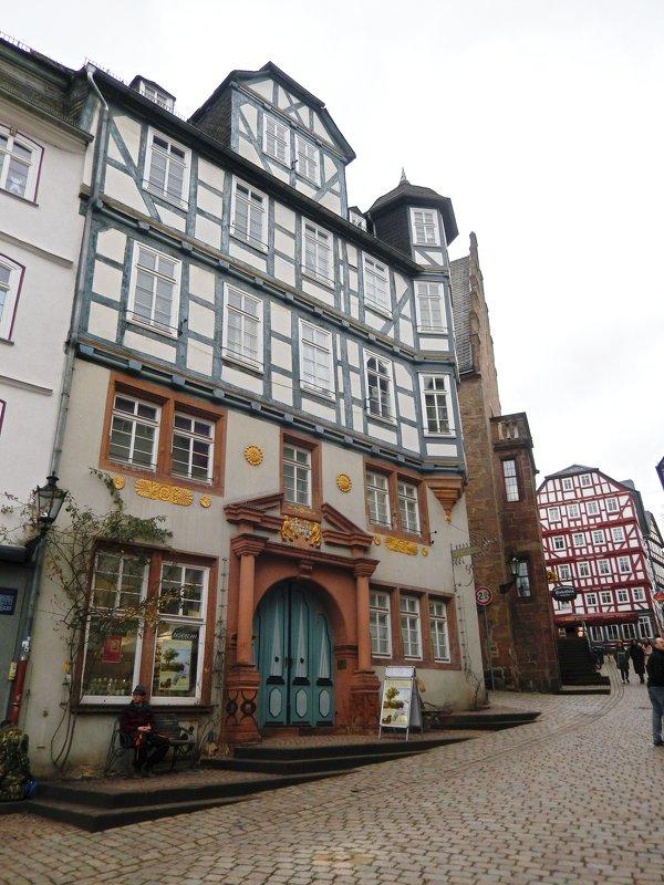 Марбург, Германия. - Ольга Васильева