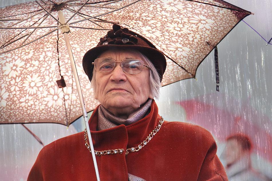 Под дождем - Татьяна Панчешная
