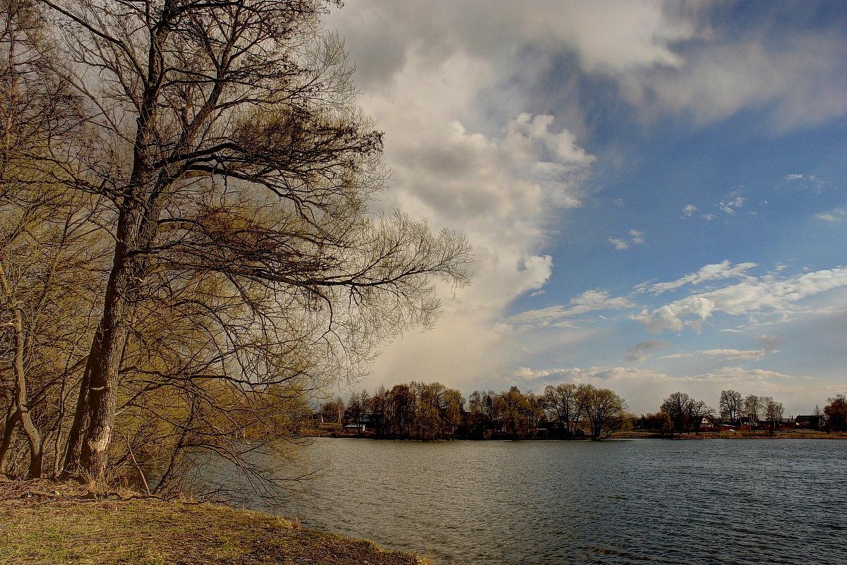 Ранней весной на деревенском пруду - Nikita Volkov